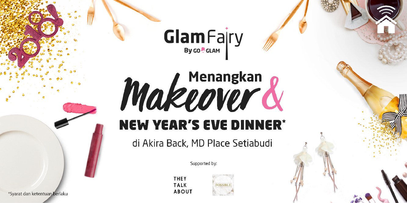 GO-GLAM New Year Giveaway!