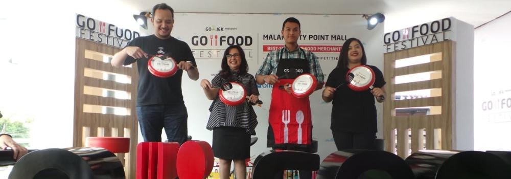 Sambangi Kota Malang, GO-FOOD Festival Hadirkan Cita Rasa Kuliner Nikmat dalam Satu Tempat