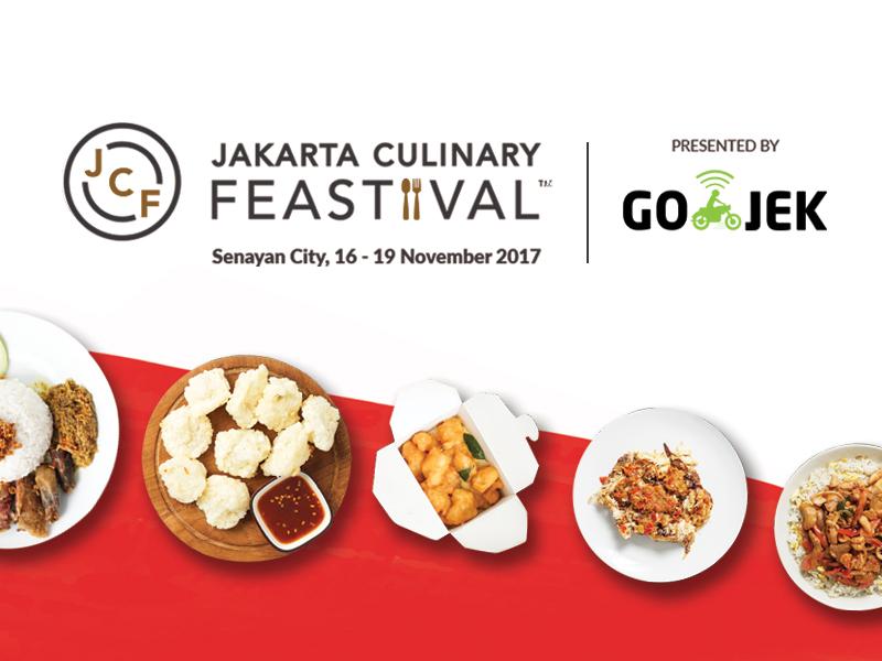 GO-JEK & Ismaya Sukses Manjakan Pengunjung Dengan Kemeriahan Jakarta Culinary Feastival (JCF) 2017
