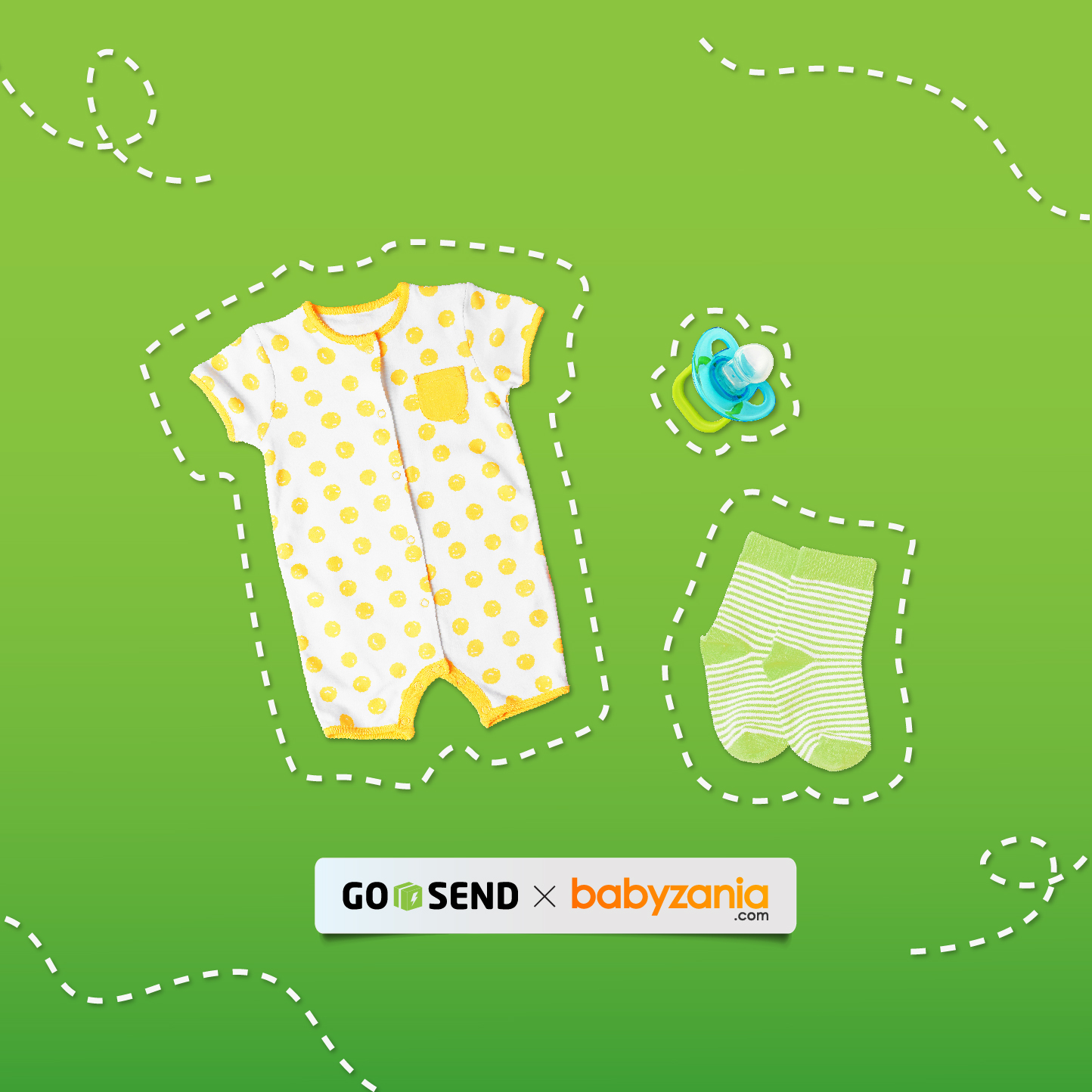 Belanja Perlengkapan Bayi, di Babyzania Aja!