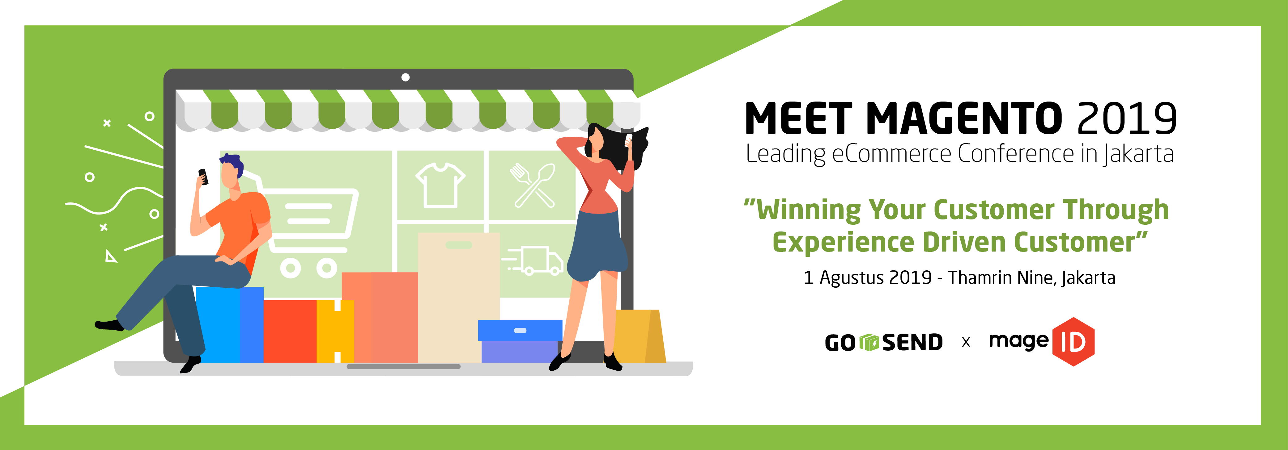 Konferensi Wajib Para Penggiat E-Commerce: Meet Magento Indonesia #MM19ID