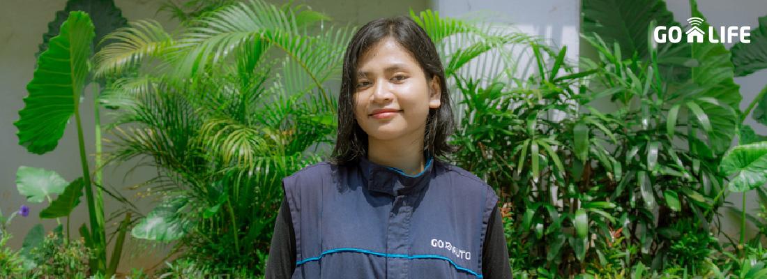 Ibu Siti Aisyah, Mulai Dari Urus Anak hingga Cuci Mobil  #IbuBisaSemua