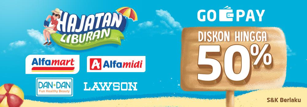 Promo Alfamart, Alfamidi, Lawson & DAN+DAN Juni 2019: Hajatan Liburan!