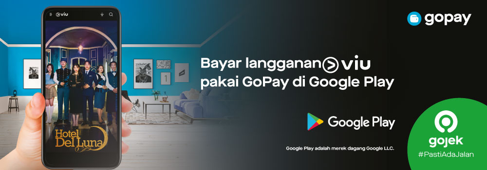 Langganan VIU di Google Play: Cashback 100%!