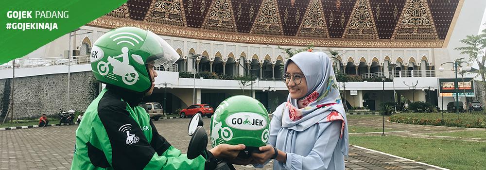 Kantor GO-JEK Padang: Daftar Ojek Online & Layanan Lain