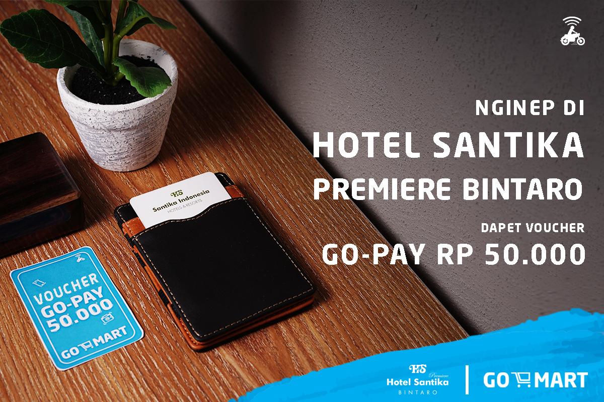 Nikmati Belanja Cepat Kebutuhan Hotel Kamu di GO-MART!