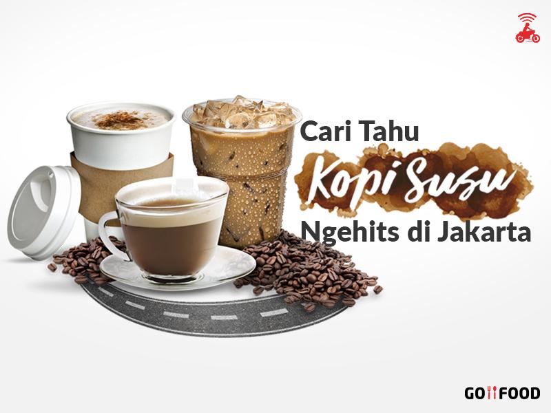 10 Kopi Susu Ngehits di Jakarta yang Wajib Dicoba!