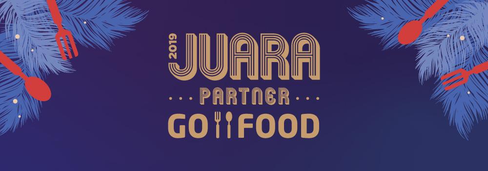 Juara Partner GO-FOOD 2019