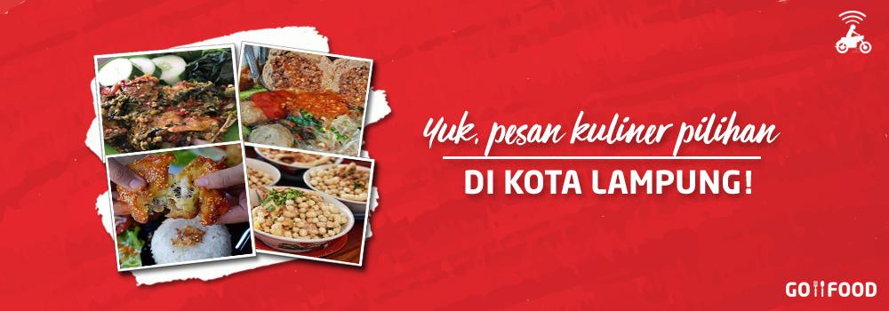 Daftar Delivery Makanan Lampung Terbaru (Februari 2019)
