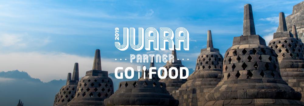 Konferensi Pers Juara Partner GO-FOOD di D.I. Yogyakarta