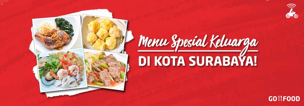 Daftar Delivery Makanan Surabaya Terbaru (Januari 2019)