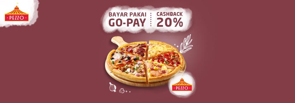 Promo Pezzo Juni 2019 Cashback 20%