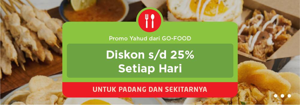 5 Menu Promo Buka Puasa Padang: Diskon 25%!