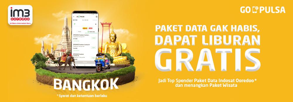 Promo Indosat Ooredoo November 2018: Indosat Ooredoo Top Spender