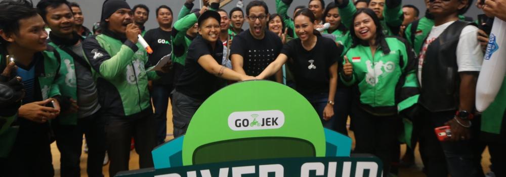 Mempererat Silahturahmi Dengan Mitra, GO-JEK Selenggarakan Driver Cup 2018