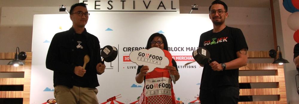 Tingkatkan Skala Bisnis UMKM, GO-FOOD Festival Hadir Maksimalkan Potensi Bisnis Kuliner Cirebon