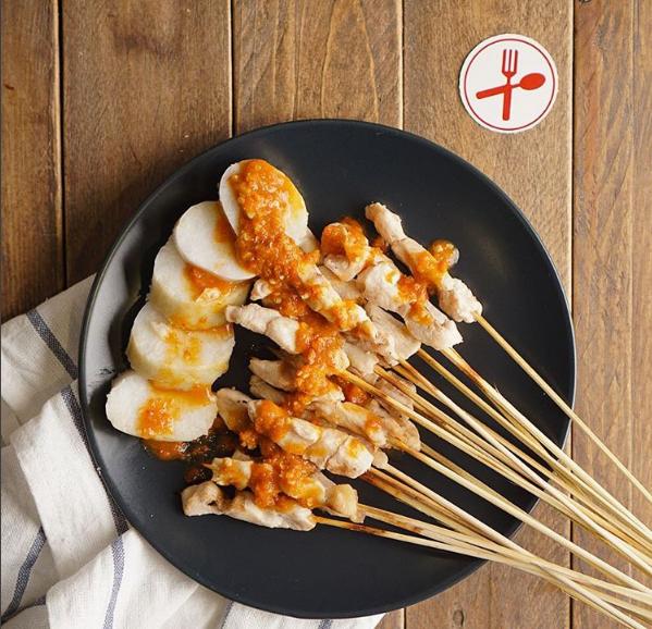10 Sate Taichan Terlaris Yang Antriannya Tak Pernah Sepi Di Go Food