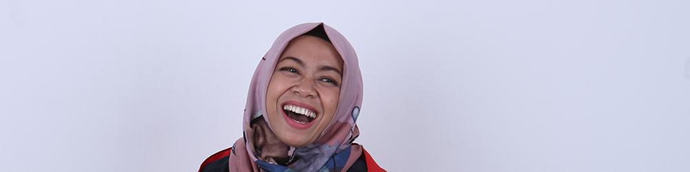 Talent Story: Siti Salma, Jadikan Sopan Kunci untuk Melayani