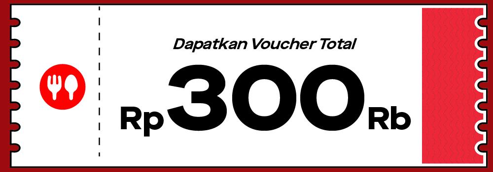 Hujan Voucher GoFood: Keuntungan Hingga Rp300 Ribu