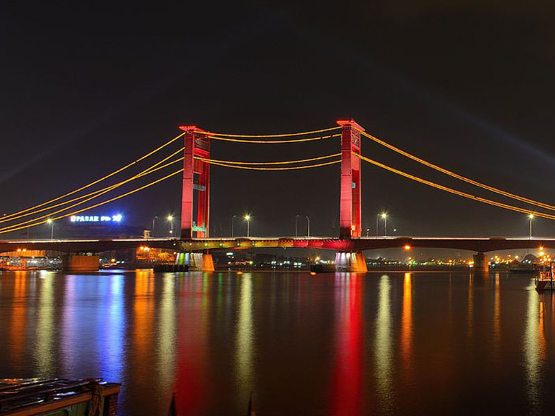 4 Kota Paling Bersih di Indonesia!