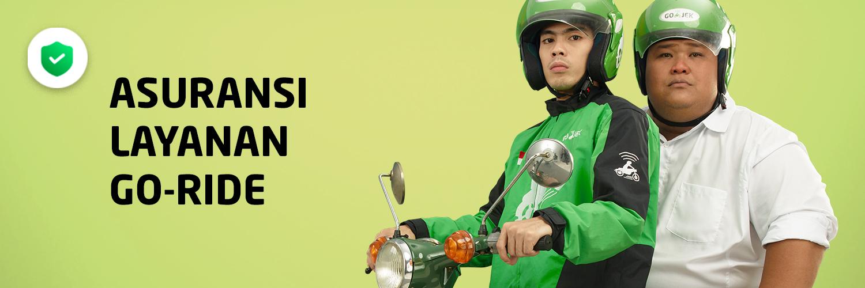 Ketahui Informasi Lengkap Asuransi Kecelakaan GO-RIDE