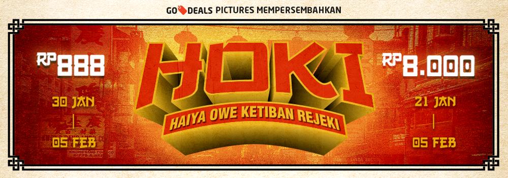 Belanja Jadi Makin Untung di Promo Imlek GO-DEALS HOKI