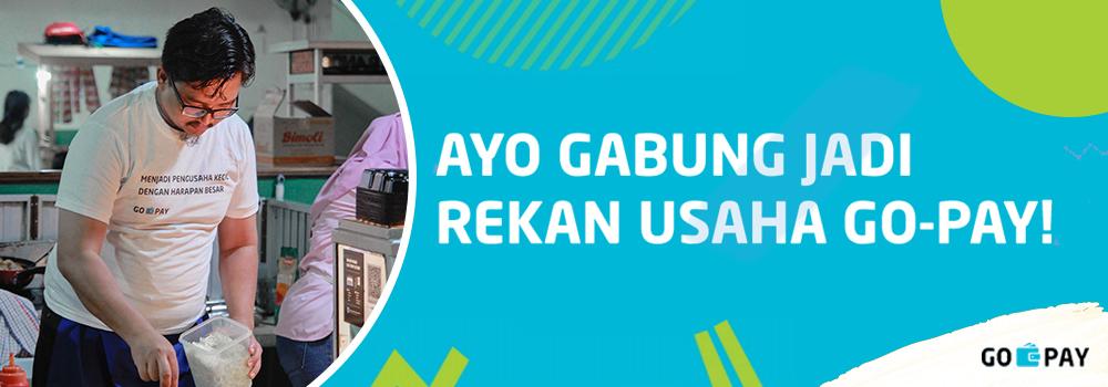 Cara Daftar Rekanan GO-PAY Terbaru 2019 | GO-PAY | GO-JEK Indonesia