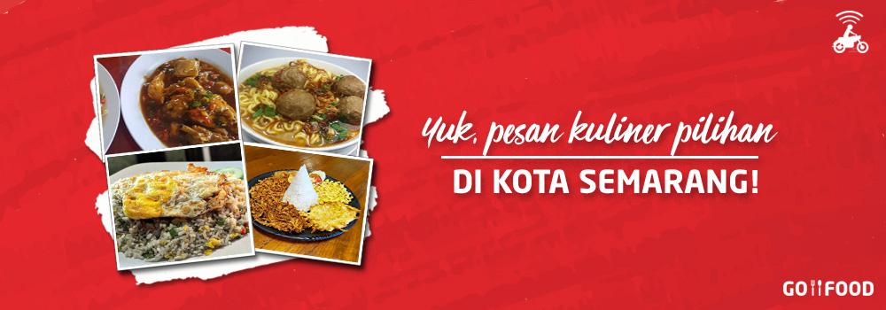 Daftar Delivery Makanan Semarang Terbaru (Maret 2019)