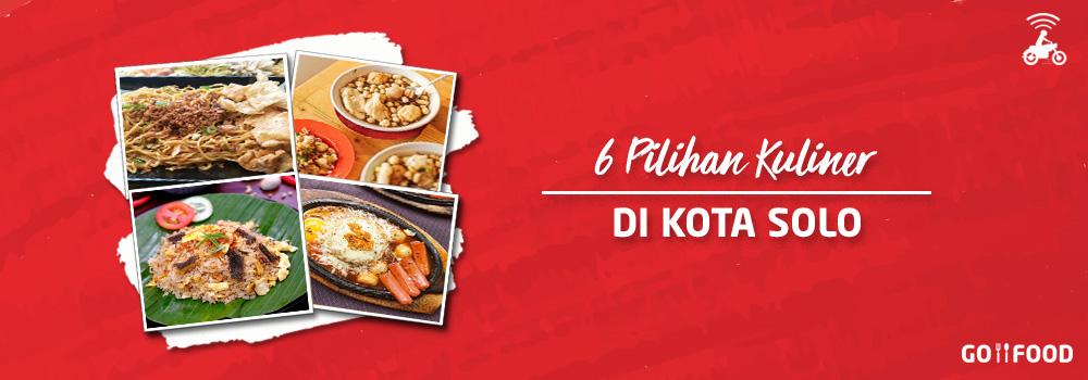 Daftar Delivery Makanan Solo Terbaru (Februari 2019)