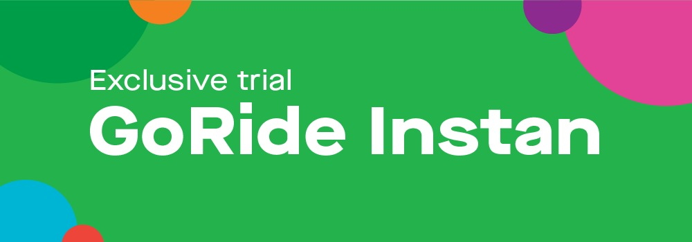 Exclusive Trial GoRide Instan: Pulang Gak Pake Nunggu!