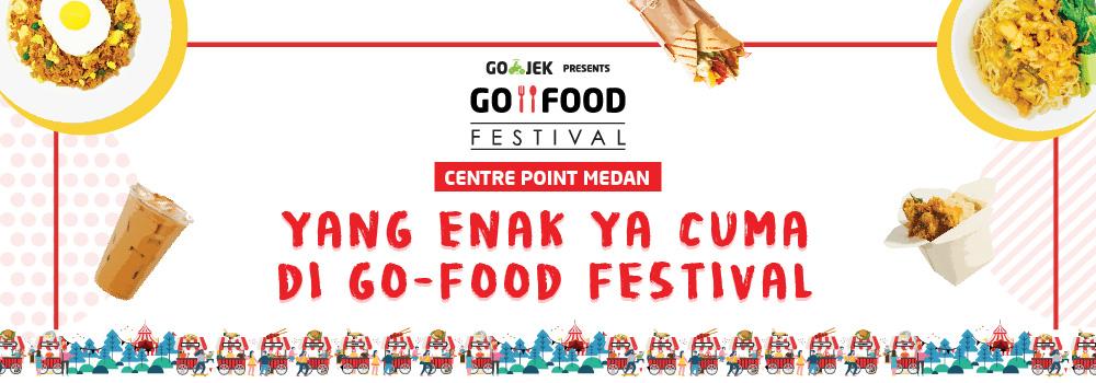 GO-FOOD Festival Kini Hadir di Medan!