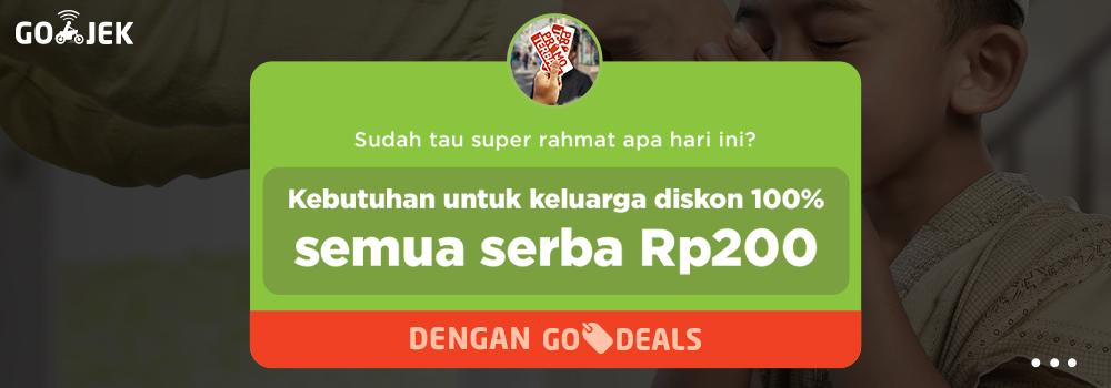 Belanja Lebih Hemat di Promo Super RAHMAT