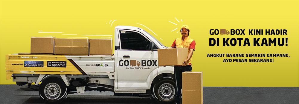 GO-BOX: Kini Hadir Jasa Angkut Barang di Karawang