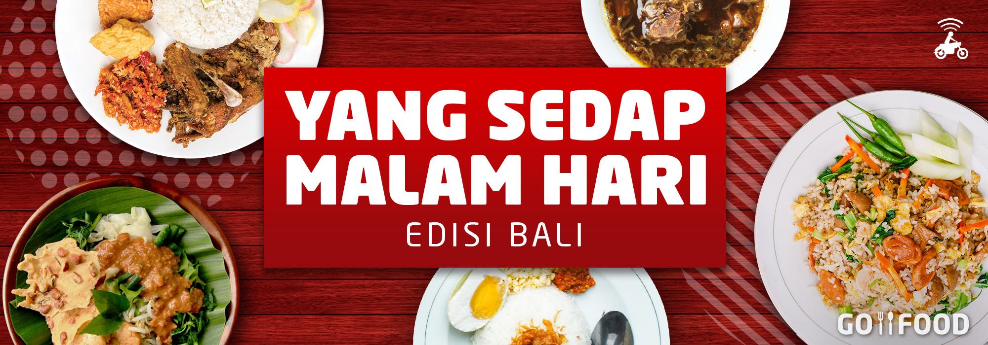 5 Kuliner Bali Malam Terkenal. No. 2 Bisa Menyelamatkan Hidupmu