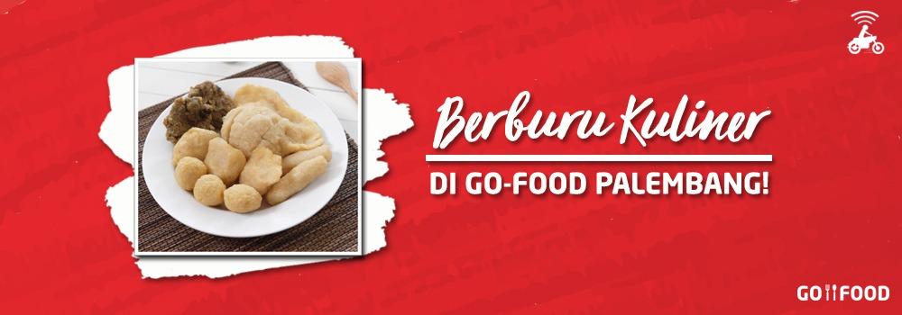 Daftar Delivery Makanan Palembang Terbaru (Maret 2019)