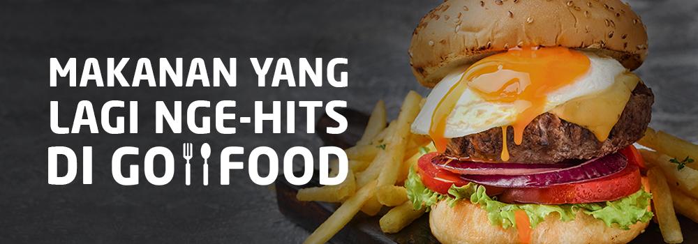 Makanan Hits di GO-FOOD