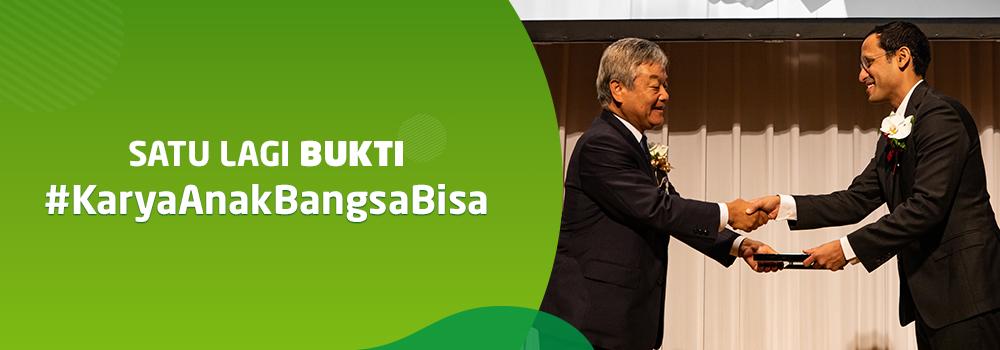 Raih Nikkei Asia Prize, Nadiem Makarim jadi Tokoh Teknologi Termuda untuk Inovasi Ekonomi dan Bisnis se-Asia