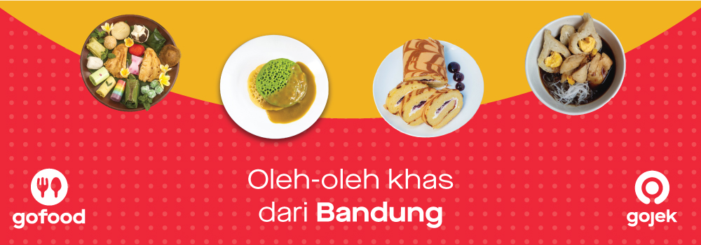5 Oleh-oleh Khas Bandung Wajib Dibawa Pulang!