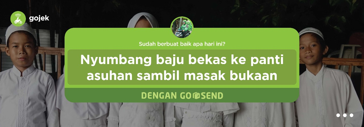 3 Tips Persiapan Lebaran Ala GO-SEND