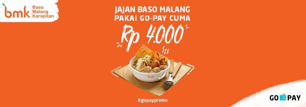 Promo Baso Malang Karapitan Desember 2018: Spesial Harga Hanya Rp4.000