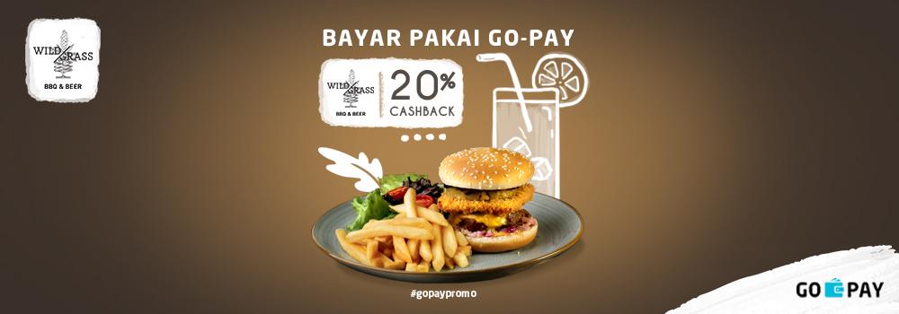 Promo Wild Grass Februari 2019 : Cashback 20%