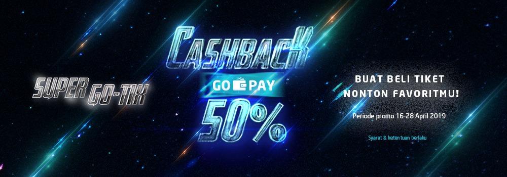 Pre-Order Tiket Avengers Endgame di GO-TIX: Cashback 50% dengan Promo GO-PAY!