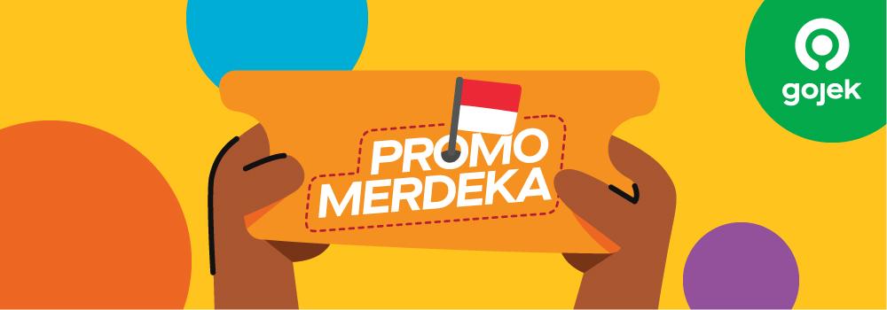 Promo 17 Agustus 2019: Gratis Ongkir, Voucher Diskon, dan Cashback GO-PAY