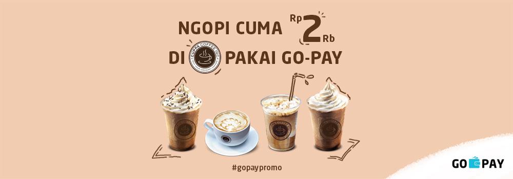 Promo Cuppa Coffee Desember 2018: Hanya Rp2000-an