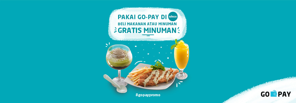 Promo Excelso Desember 2018: Buy 1 Get 1 Free!