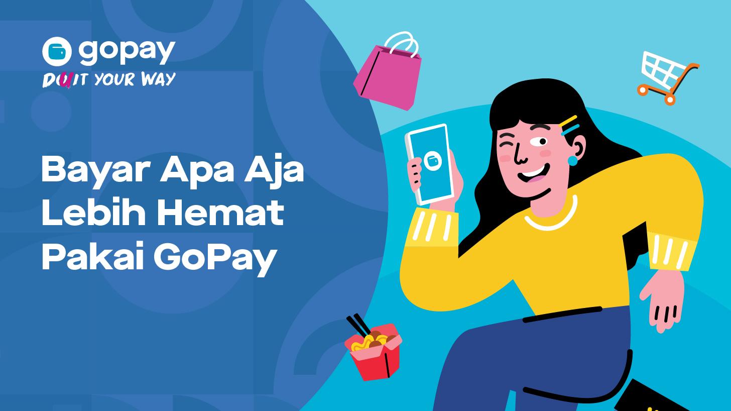 Promo GO-PAY 17 Agustus 2018: Cashback, Voucher, Diskon, Kode Kupon