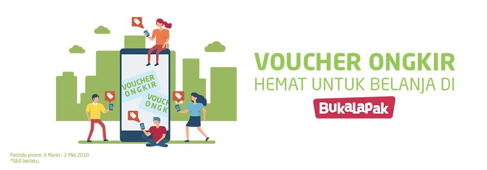 Promo Bukalapak April 2019: Gratis Ongkir Belanja!