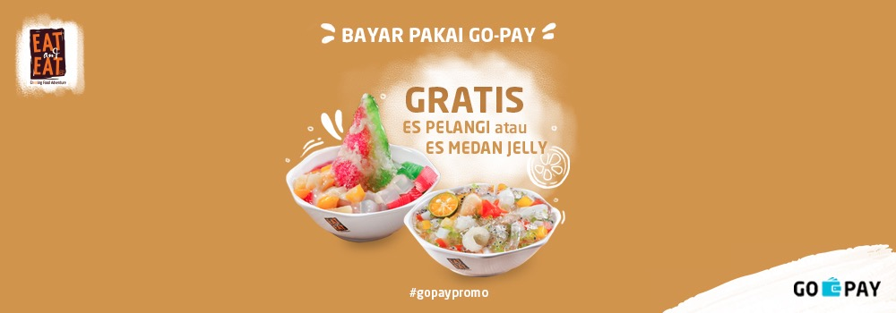 Promo Eat and Eat Desember 2018: Gratis Dessert