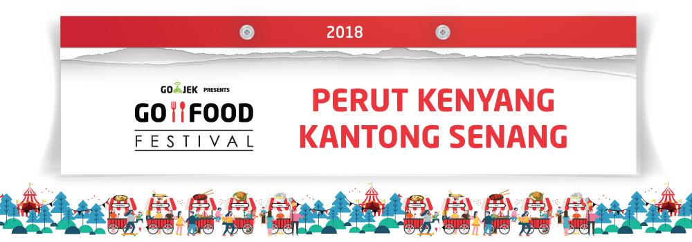 Promo GO-FOOD Festival: Cashback Hingga 50%!