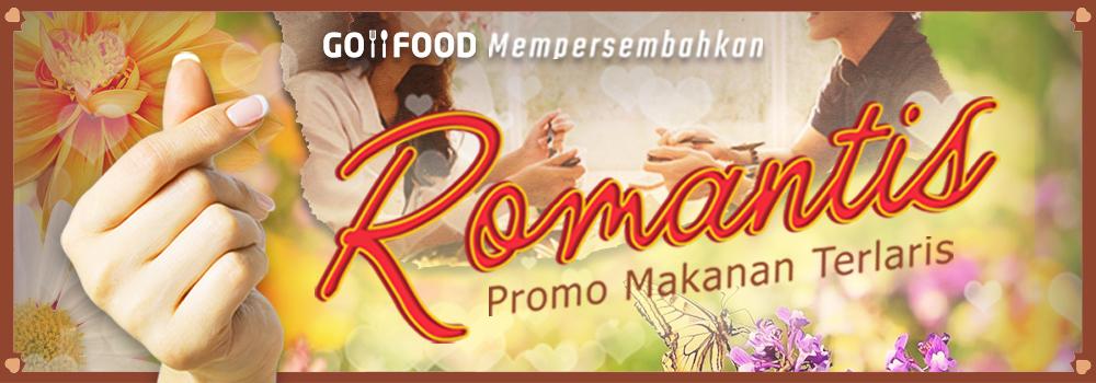 Promo Valentine GO-FOOD Diskon Hingga 50%
